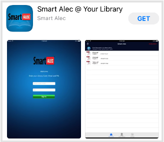 SmartAlec app on the App Store