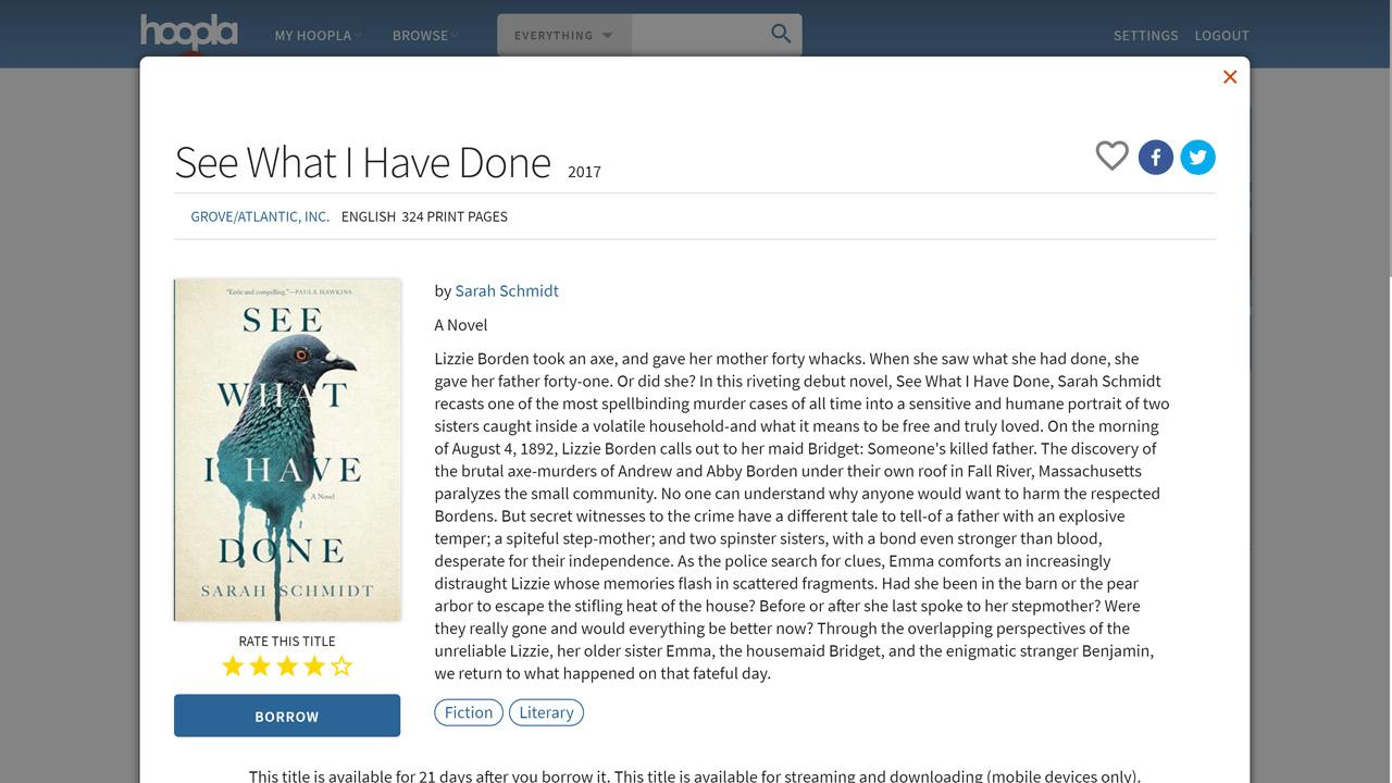 screenshot ebook description