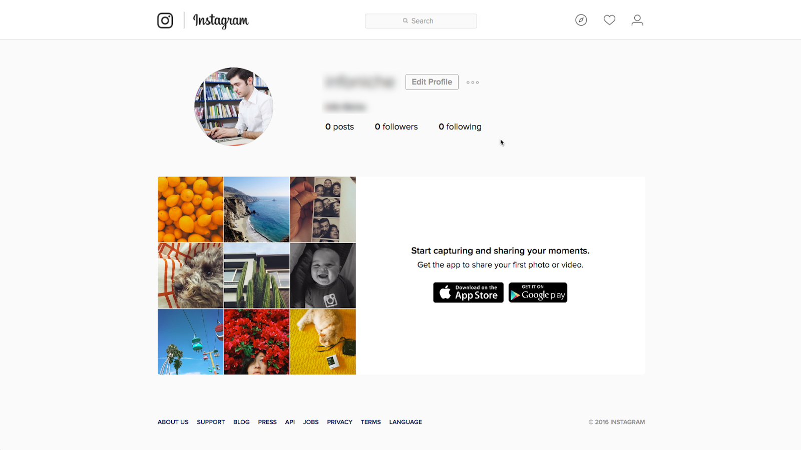 Instagram Tutorial - Share your moments
