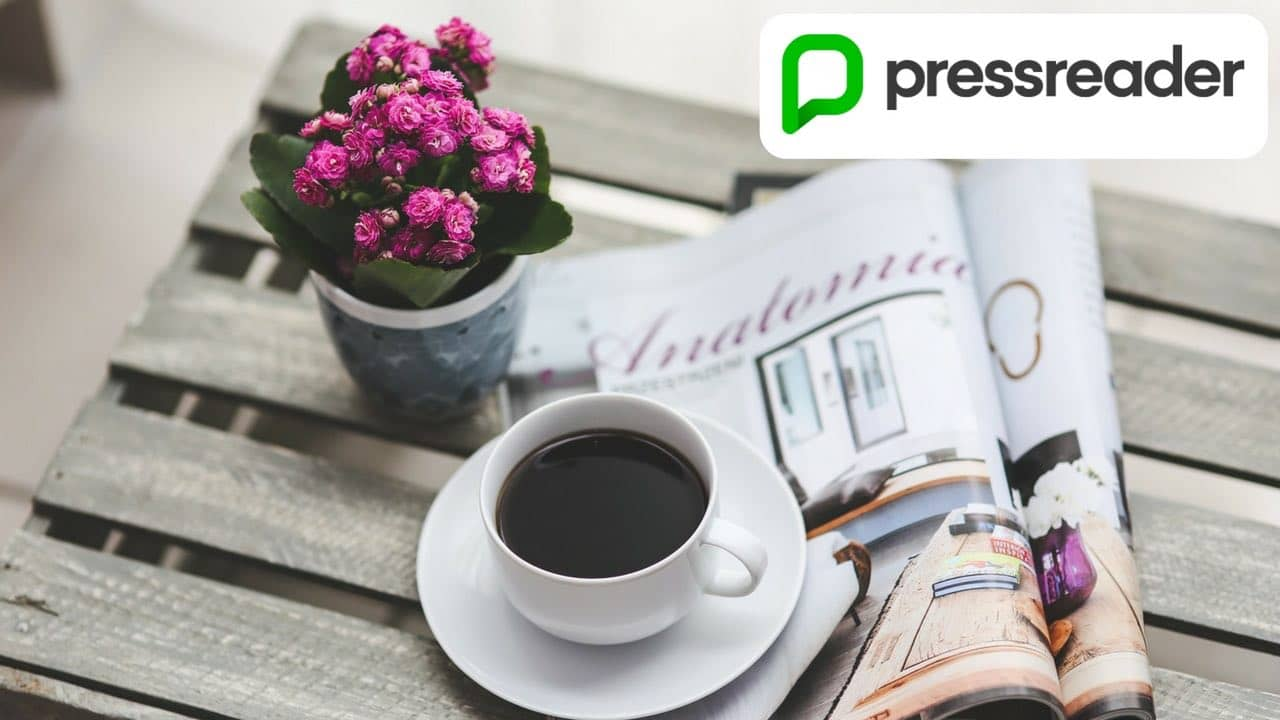 PressReader – Connecting People Through News