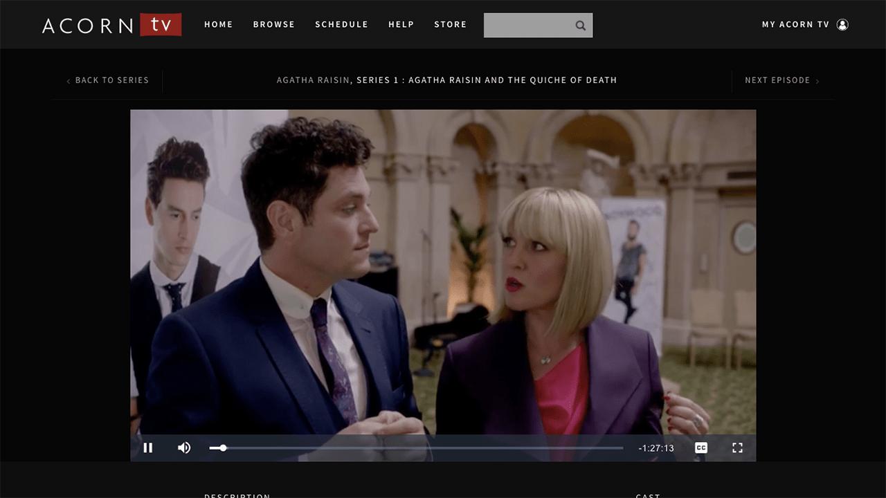 Acorn TV – British TV on any Device