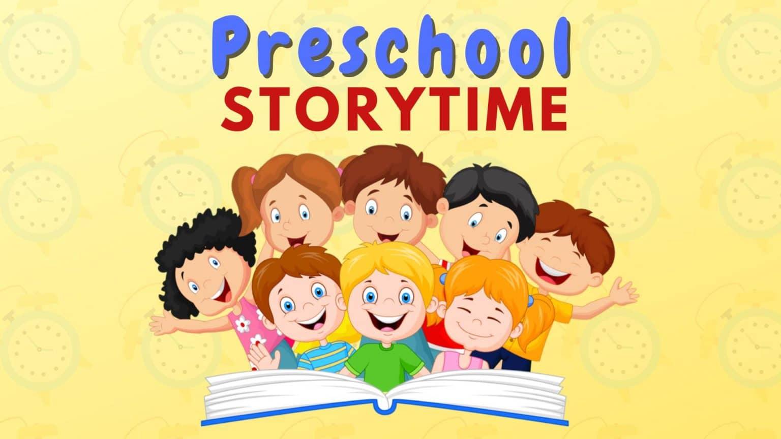 4/9/20 Preschool Storytime