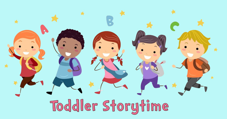 4/8/20 Toddler Storytime
