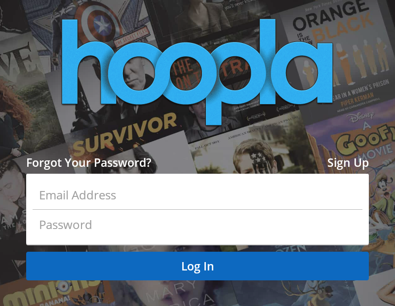 Hoopla – Audiobooks, eBooks, Music, and Video
